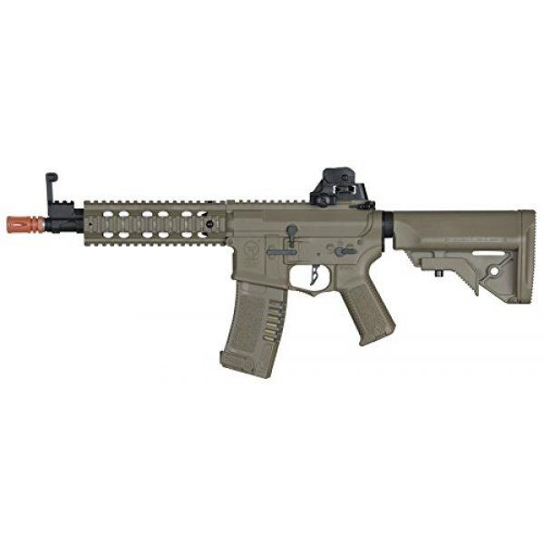 Elite Force Airsoft Rifle 1 Elite Force Amoeba AM-008 AEG Automatic 6mm BB Rifle Airsoft Gun, FDE