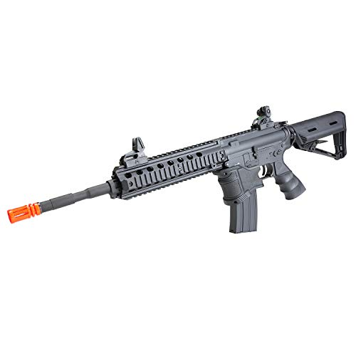 BULLDOG AIRSOFT  3 Bulldog ST Delta L QD Airsoft Electric Gun AEG Rifle - Sportsline CQB Pro Series