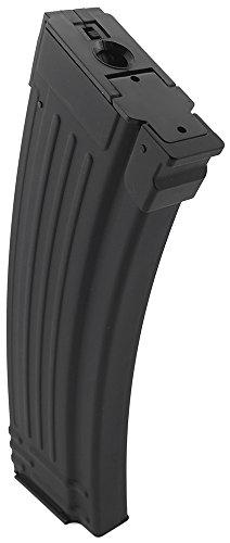 SportPro  3 SportPro 500 Round Metal High Capacity Magazine for AEG AK47 AK74 Airsoft - Black