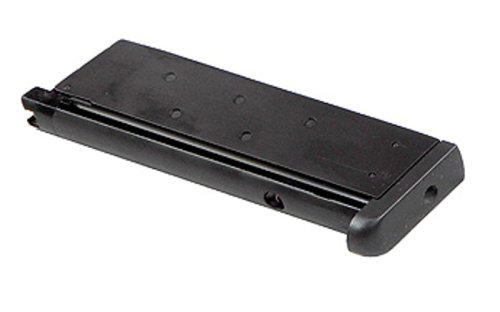 TSD  1 TSD Tactical WE Singlestack 1911 GBB 15 Round Gas Airsoft Magazine (Extended Base)