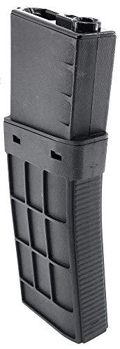 SportPro  2 SportPro CYMA 450 Round Polymer Thermold Waffle High Capacity Magazine for AEG M4 M16 Airsoft - Black