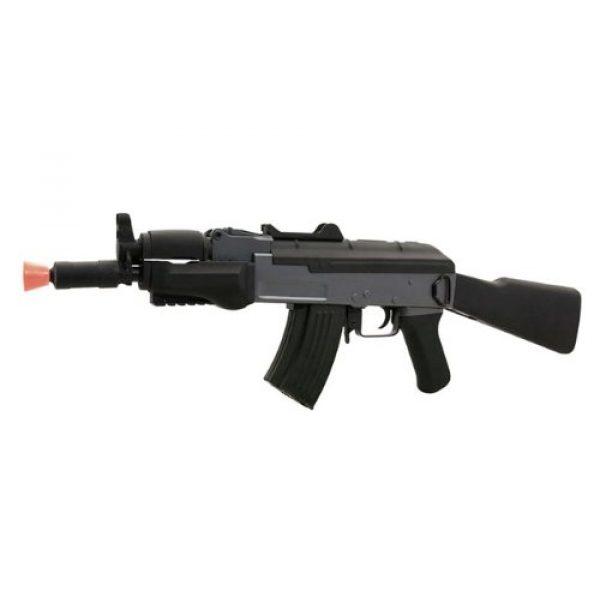 Velocity Airsoft Airsoft Rifle 3 cyma cm037 ak-47 beta spetsnaz electric airsoft gun full metal fps-350(Airsoft Gun)