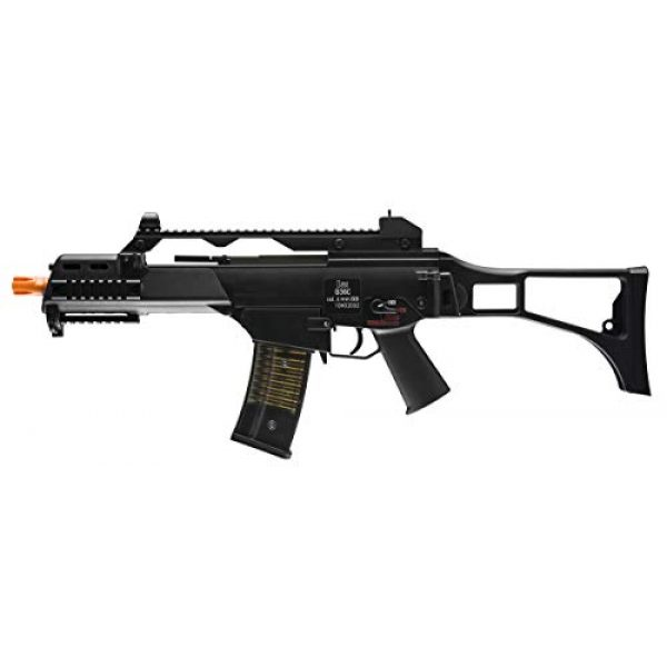 Elite Force Airsoft Rifle 1 Elite Force HK Heckler & Koch G36 C AEG Automatic, Black