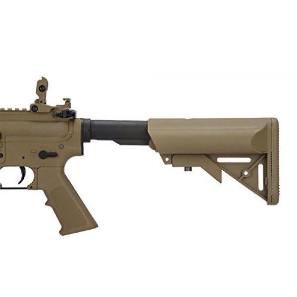 Lancer Tactical Airsoft Rifle 7 Lancer Tactical Airsoft M4 SD GEN 2 Polymer AEG - TAN