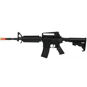 CYMA Airsoft Rifle 1 CYMA M4A1 AEG Semi/Full Auto Electric Airsoft Rifle Gun Ver. 2 Gearbox High Capacity Magazine FPS 340