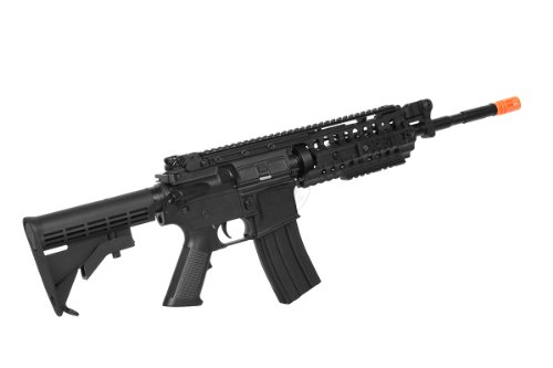Jing Gong (JG) Airsoft Rifle 5 JG m4 s-system metal airsoft electric gun fb6613(Airsoft Gun)