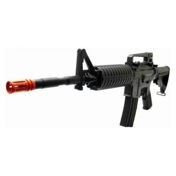 Prima USA Airsoft Rifle 1 jg m1a4 metal gear box electric airsoft rifle nicads/charger included(Airsoft Gun)