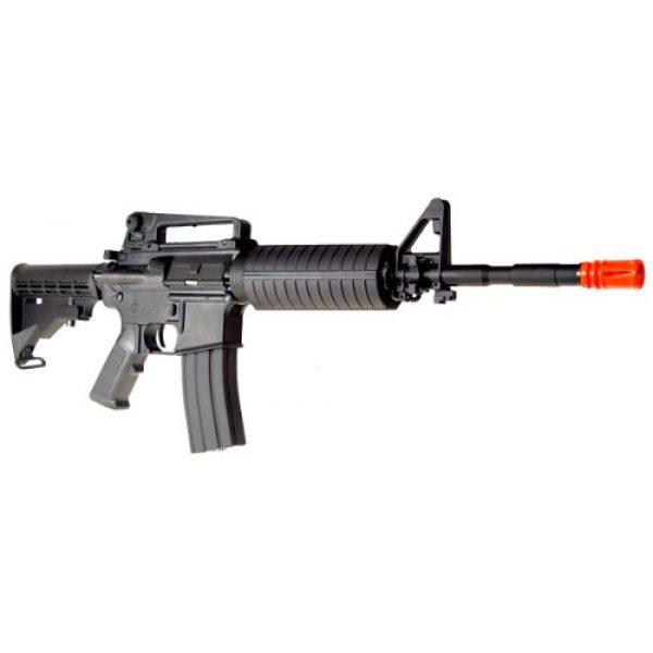 SRC Airsoft Rifle 3 src aeg-m4a1 semi/full auto nimah/charger included-metal gb/blk(Airsoft Gun)