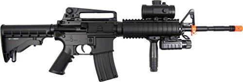 CSI  3 m83a2 semi & fully automatic electric airsoft rifle(Airsoft Gun)