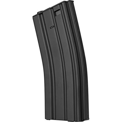 Valken  1 Valken Airsoft M4 Hi-Cap Metal Magazine - 300 Rd-Black