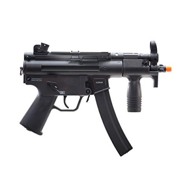 Elite Force Airsoft Rifle 2 Elite Force HK Heckler & Koch MP5 AEG Automatic 6mm BB Rifle Airsoft Gun, MP5K, Multi (2275055), One Size