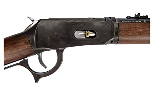 Wearable4U  6 Umarex Limited Edition - Legends Saddle Gun- Lever Action 6mm BB Airsoft Gun with Wearable4U Bundle