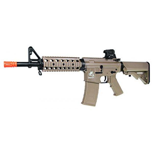 SRC Airsoft Rifle 2 src aeg-the dragon sr4a1ris nimah/charger included-metal gb(Airsoft Gun)