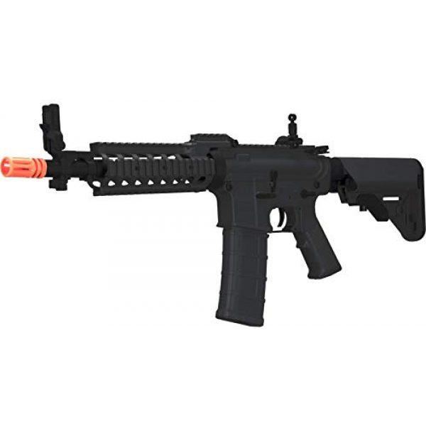 Tippmann Airsoft Airsoft Rifle 2 Tippmann Basic Training CQB AEG Airsoft Marker - Black