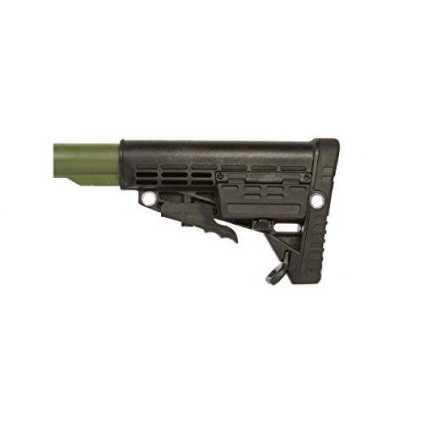 Well Airsoft Rifle 5 Well Spec-Ops APS SR-2 Spring Powered Airsoft Sniper Rifle Gun FPS 500 (Green)