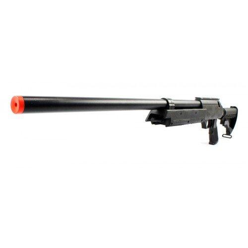 Well  2 spring powered bolt action Well mb06a sniper rifle fps-550 metal airsoft gun(Airsoft Gun)