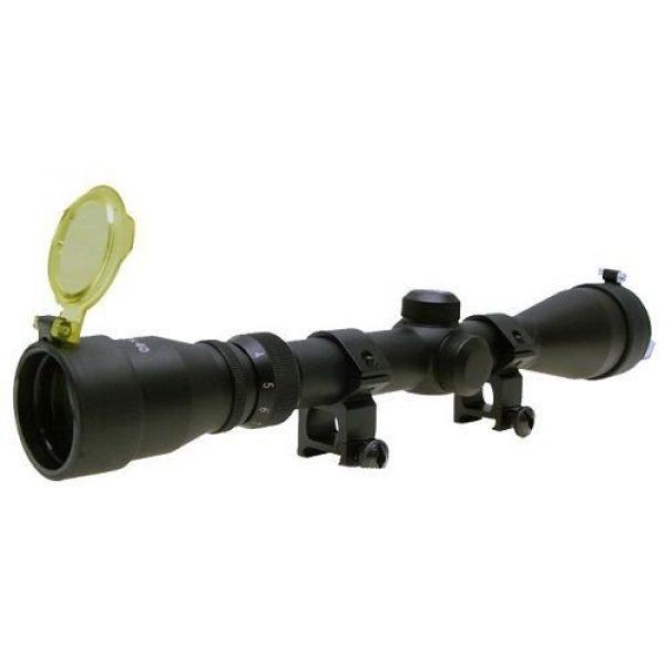 Prima USA Airsoft Gun Scope 3 AIM Sports 3-9x40mm Airsoft Rifle Scope