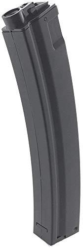 SportPro  3 SprotPro Army Force 220 Round Metal High Capacity Magazine for AEG MP5 Airsoft - Black