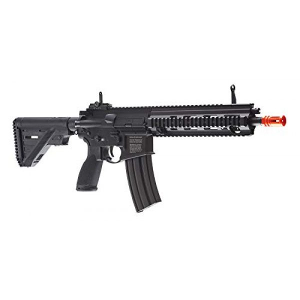 Wearable4U Airsoft Rifle 4 Umarex Elite Force HK Heckler & Koch 416 A5 AEG Electric Automatic 6mm BB Rifle Airsoft Gun with Wearable4U Bundle