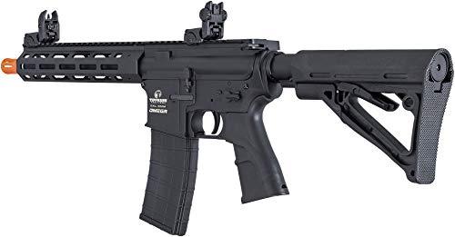 Tippmann Airsoft  5 Tippmann Omega CQB - 12-Gram Airsoft Rifle - Black