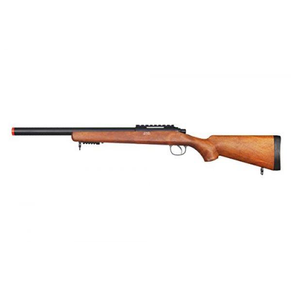 Well Airsoft Rifle 1 Well MB02 VSR10 Spring Sniper Rifle Airsoft Gun (Fake Wood)