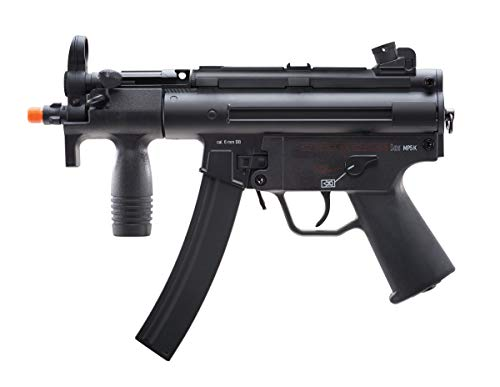 Elite Force  1 Elite Force HK Heckler & Koch MP5 AEG Automatic 6mm BB Rifle Airsoft Gun