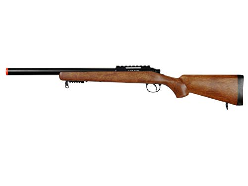 Well  1 Well MB02 Airsoft Sniper Rifle - Wood