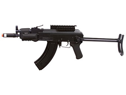 Game Face  1 GameFace GF76 Electric Full/Semi-Auto Tactical-Style Carbine Airsoft Rifle with Battery Charger