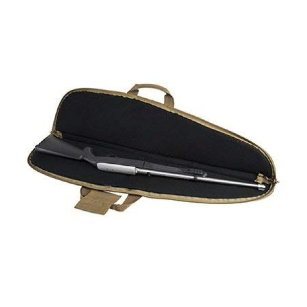 NcSTAR Rifle Case 3 NcSTAR 2906 Gun Case 42in L X 9in H, Tan