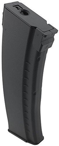 SportPro  2 SportPro CYMA 150 Round Polymer Medium Capacity Magazine for AEG AK 3 Pack Airsoft - Black