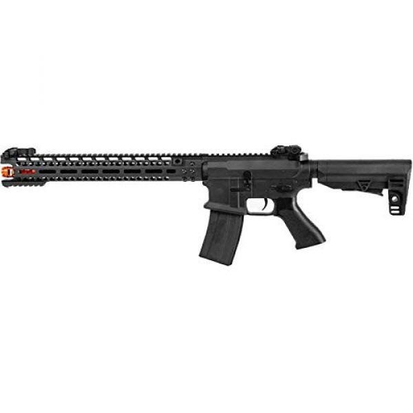 "Lancer Tactical Airsoft Rifle 1 Lancer Tactical JG Golden Eagle E6598 15"" M4 M-LOK AEG Airsoft Rifle Black"