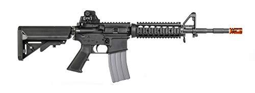 Wearable4U  4 Umarex VFC Avalon SOPMOD CQBR AEG Electric BB Full/Semi Auto Metal Airsoft Airgun with Wearable4U Bundle