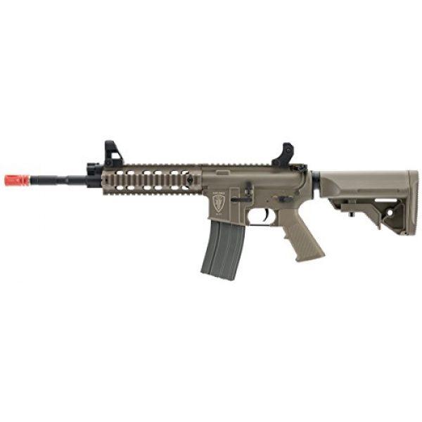 Umarex Airsoft Rifle 1 Elite Force M4 AEG Automatic 6mm BB Rifle Airsoft Gun, CFR, FDE