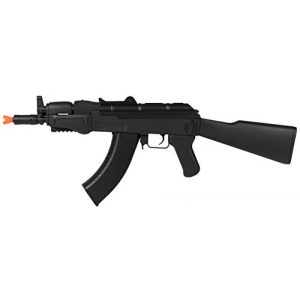 CYMA Airsoft Rifle 1 CYMA AK-BETA 74U AEG Semi/Full Auto Electric Airsoft Rifle Gun Ver. 3 Gearbox High Capacity Magazine FPS 330