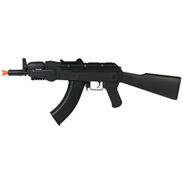 CYMA Airsoft Rifle 1 CYMA AK-BETA 74U AEG Semi/Full Auto Electric Airsoft Rifle Gun Ver. 3 Gearbox High Capacity Magazine FPS 330