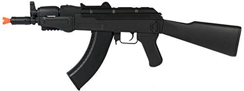 CYMA  1 CYMA AK-BETA 74U AEG Semi/Full Auto Electric Airsoft Rifle Gun Ver. 3 Gearbox High Capacity Magazine FPS 330