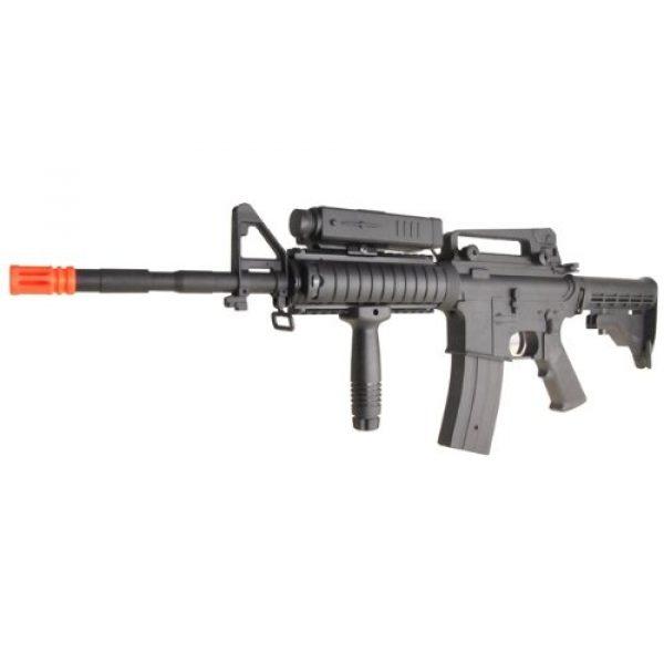P-Force Airsoft Rifle 2 PForce M4 Full Metal Semi and Full Auto Electric AEG Airsoft Rifle