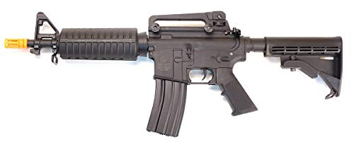 CyberGun  1 CyberGun Colt M4 Sportsline Commando AEG- Black