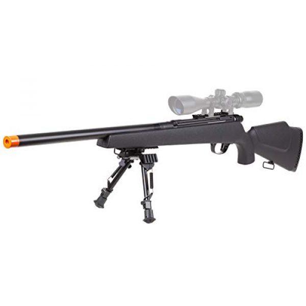 TSD Airsoft Rifle 1 TSD UHC Super X-9 Double Bolt, Airsoft Rifle, Stick Mag