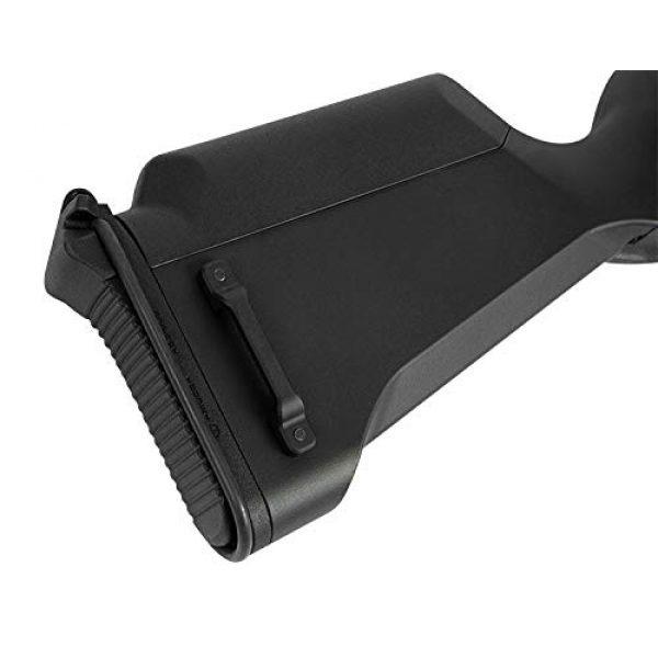 Elite Force Airsoft Rifle 7 Elite Force Amoeba AS-02 Striker Rifle 6mm BB Sniper Rifle Airsoft Gun, Black
