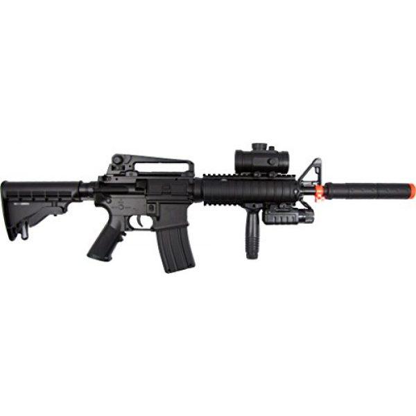 CSI Airsoft Rifle 6 m83a2 semi & fully automatic electric airsoft rifle(Airsoft Gun)