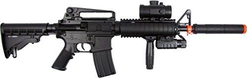 CSI  6 m83a2 semi & fully automatic electric airsoft rifle(Airsoft Gun)