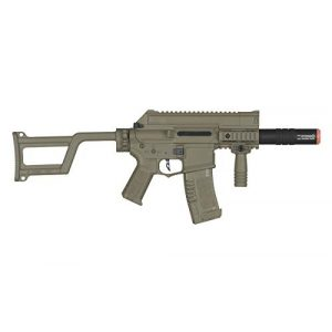 Elite Force Airsoft Rifle 1 Elite Force Ares Amoeba AM-005 AEG Gen.5 Machine Pistol in Tan