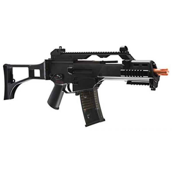 Elite Force Airsoft Rifle 5 Elite Force HK Heckler & Koch G36 C AEG Automatic, Black