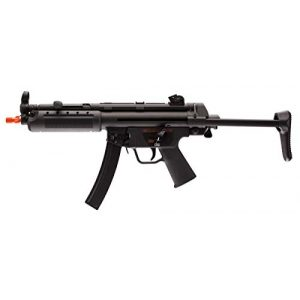 Elite Force Airsoft Rifle 1 HK Heckler & Koch MP5 AEG Automatic 6mm BB Rifle Airsoft Gun, MP5 A5 Elite Series