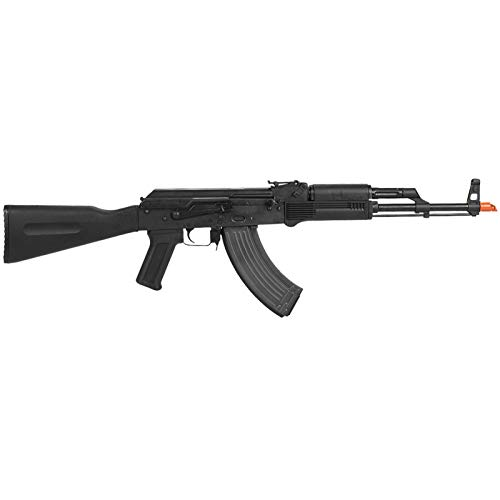 Lancer Tactical  2 Lancer Tactical Airsoft Lonex AK Blowback AEG Rifle Black