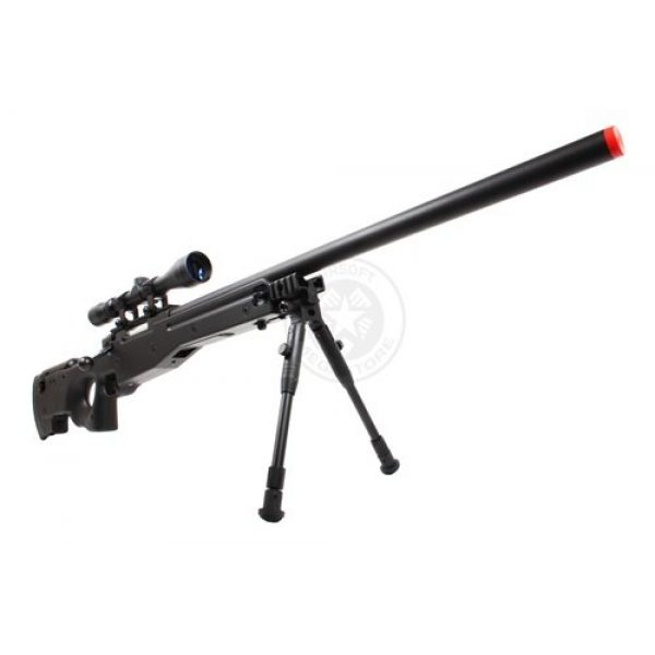 Well Airsoft Rifle 3 Wellfire mk96 bolt action awp sniper rifle w/ 3-9x40 scope and bipod(Airsoft Gun)