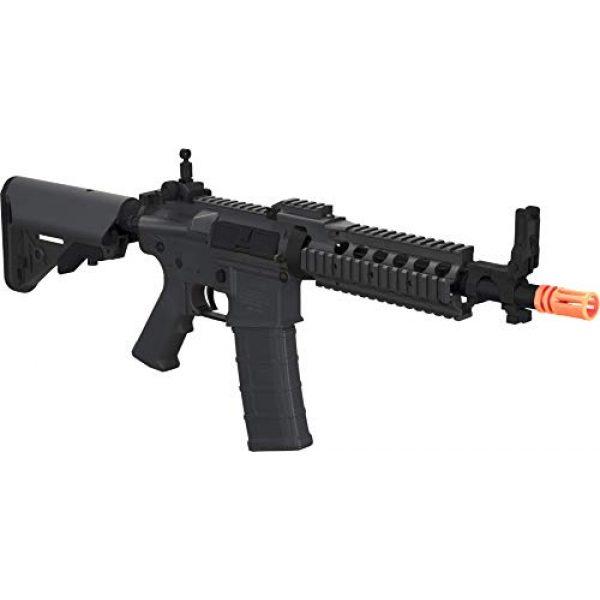 Tippmann Airsoft Airsoft Rifle 4 Tippmann Basic Training CQB AEG Airsoft Marker - Black