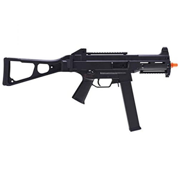 Wearable4U Airsoft Rifle 4 Umarex HK HeckIer&Koch UMP Competition Series AEG Electric Full/Semi Automatic 6mm BB Rifle Airsoft Airgun with Wearable4U Bundle