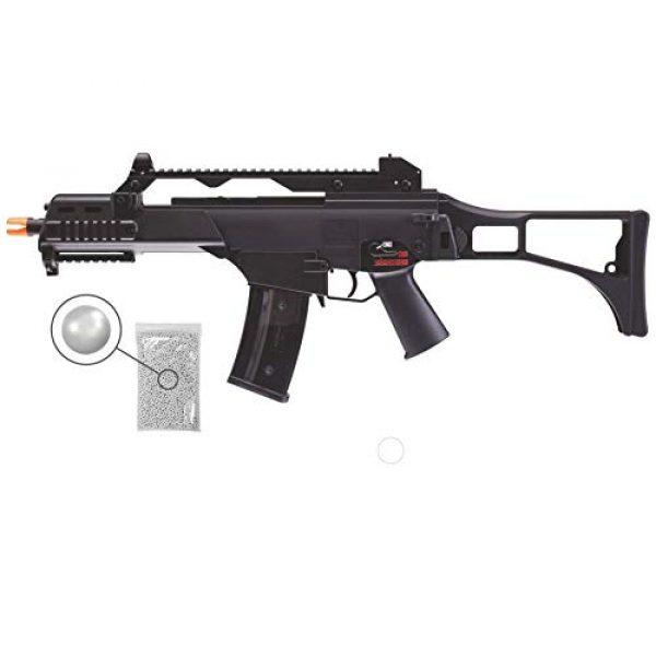Wearable4U Airsoft Rifle 1 Wearable4U Umarex HK H&K G36C AEG Electric by KWA Elite 6mm BB Rifle Airsoft Gun Pack of 1000 6mm BBS Bundle